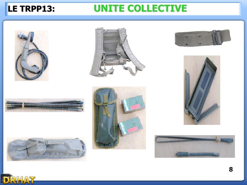 LE TRPP13: UNITE COLLECTIVE