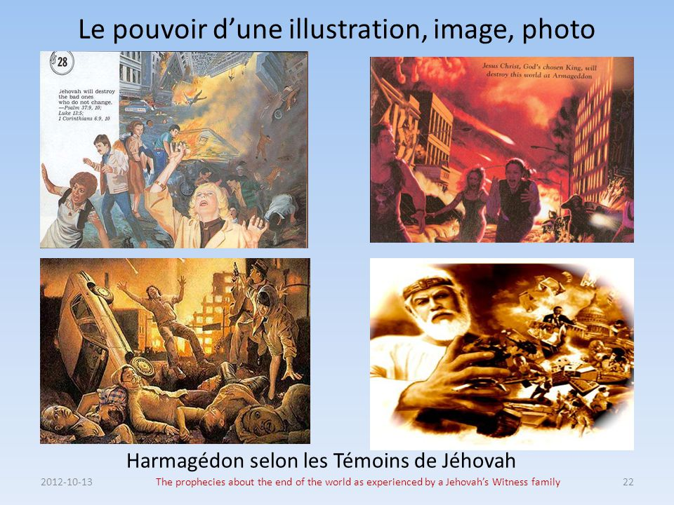 Le pouvoir d'une illustration, image, photo