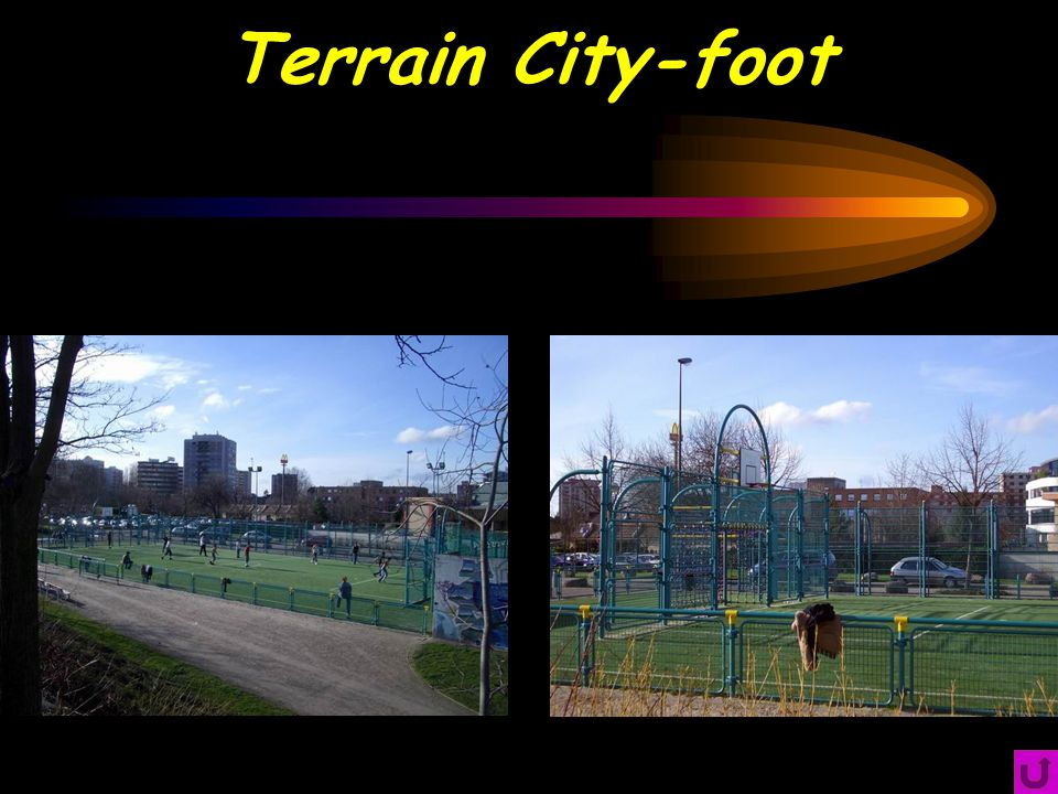 Terrain City-foot