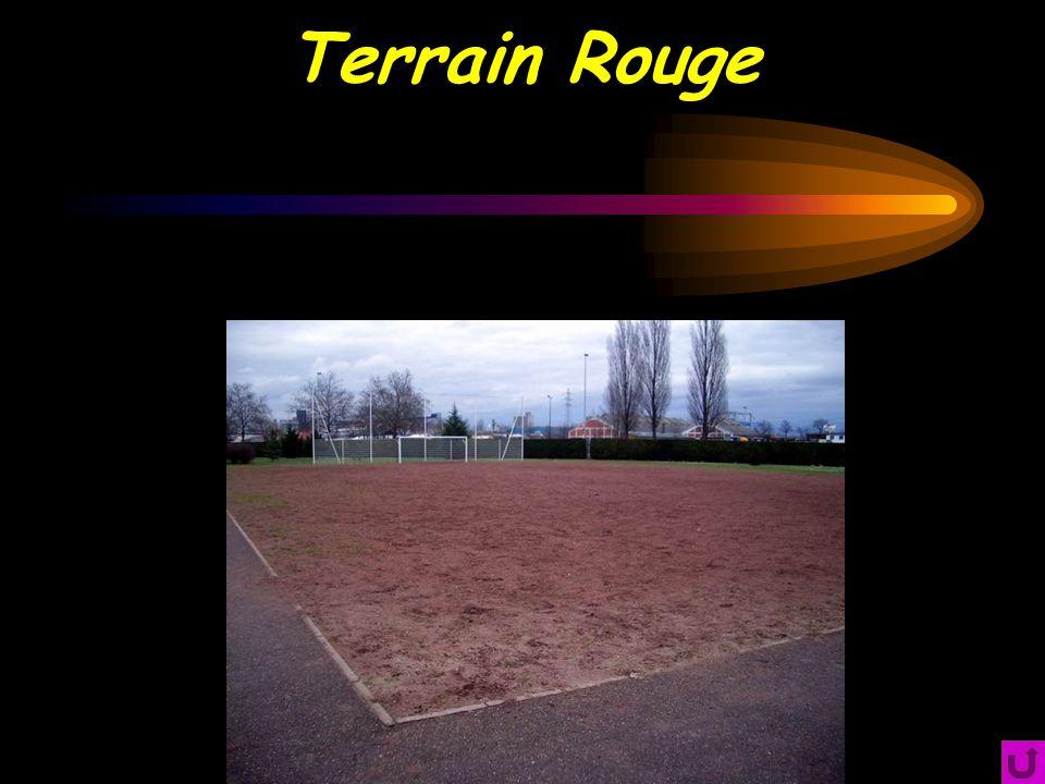 Terrain Rouge