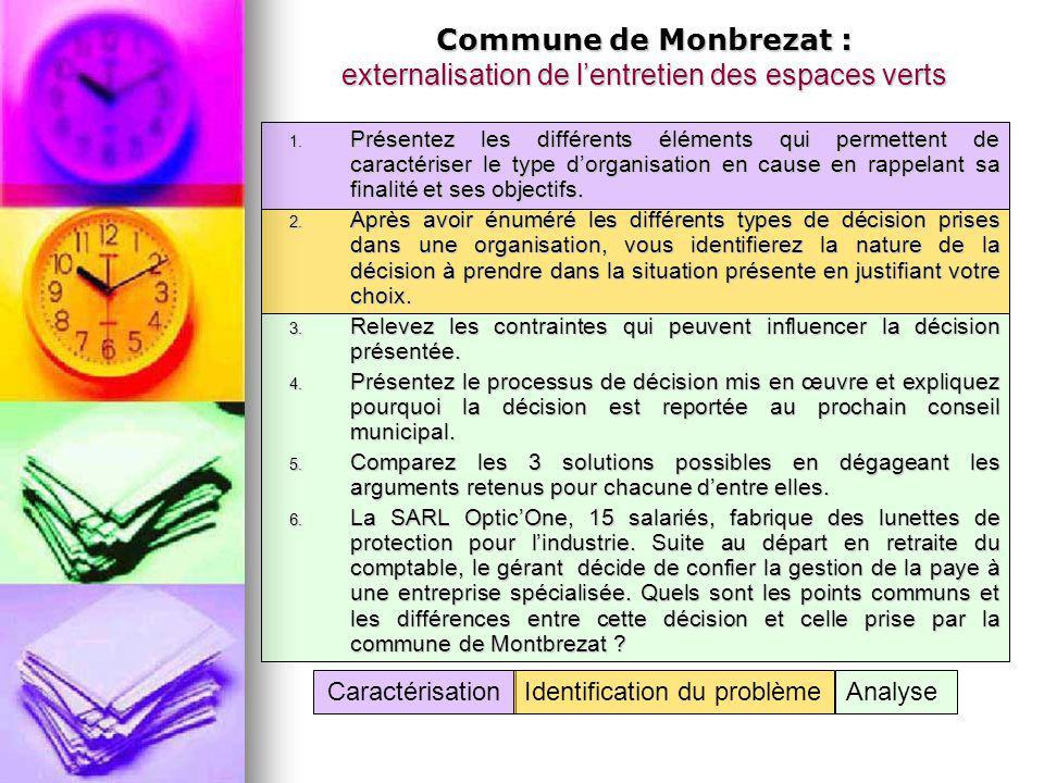 Commune de Monbrezat : externalisation de l'entretien des espaces verts