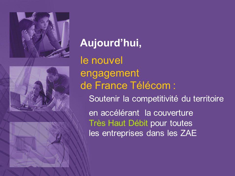 le nouvel engagement de France Télécom :