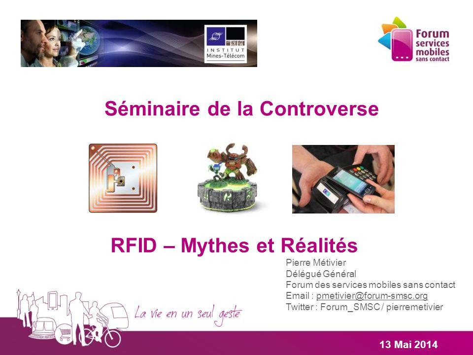 RFID – Mythes et Réalités