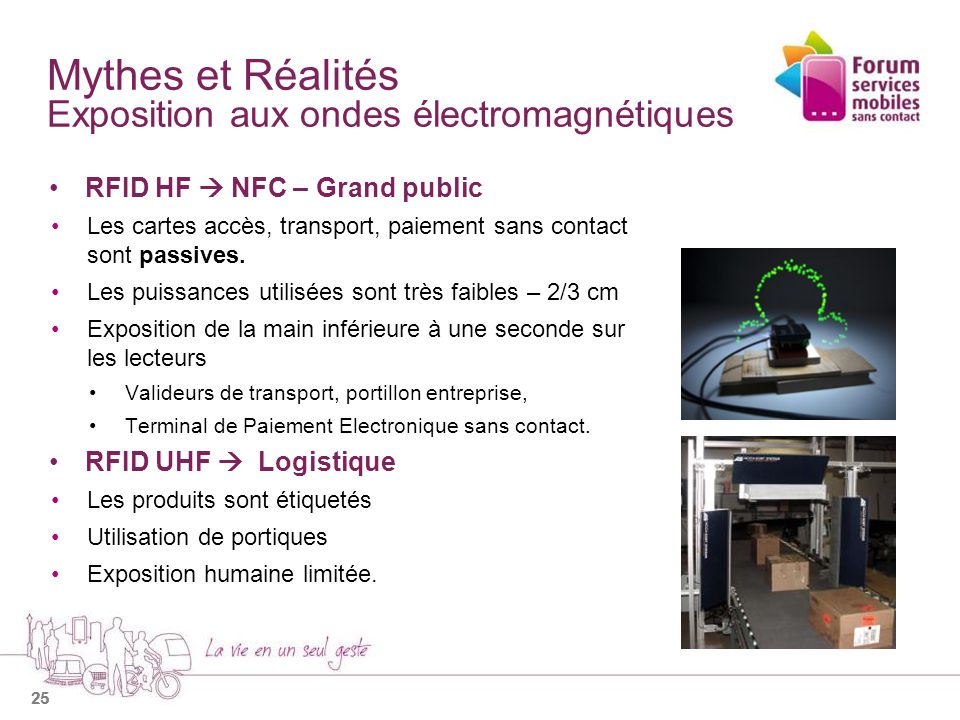 Mythes et Réalités Exposition aux ondes électromagnétiques