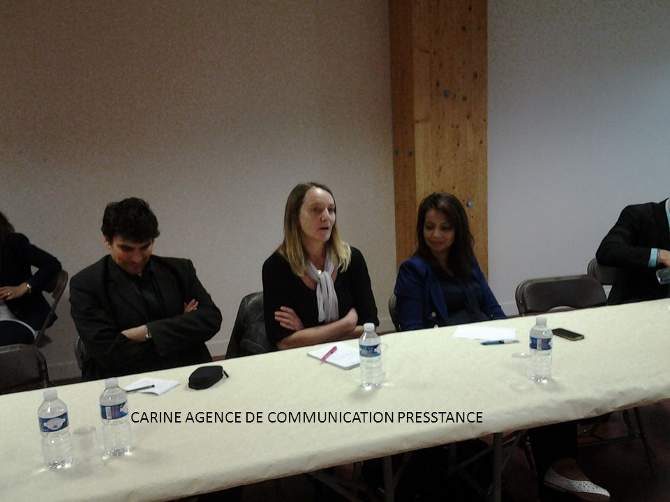 CARINE AGENCE DE COMMUNICATION PRESSTANCE