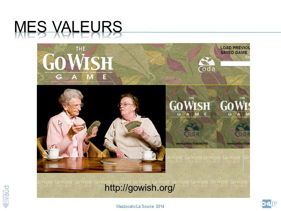 Mes valeurs http://gowish.org/