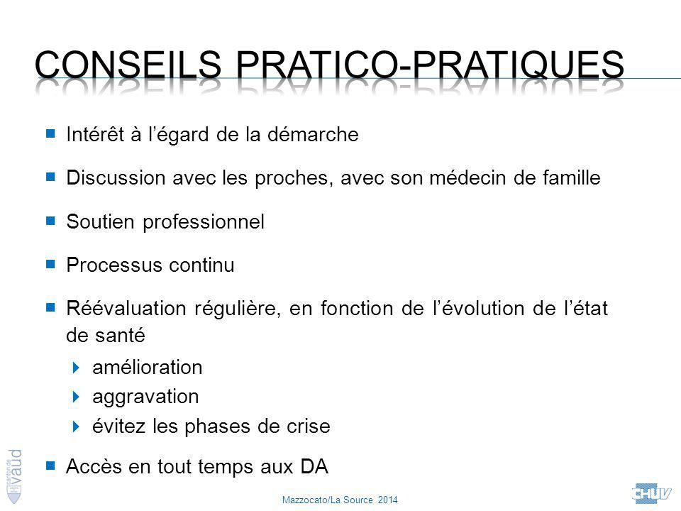 Conseils pratico-pratiques