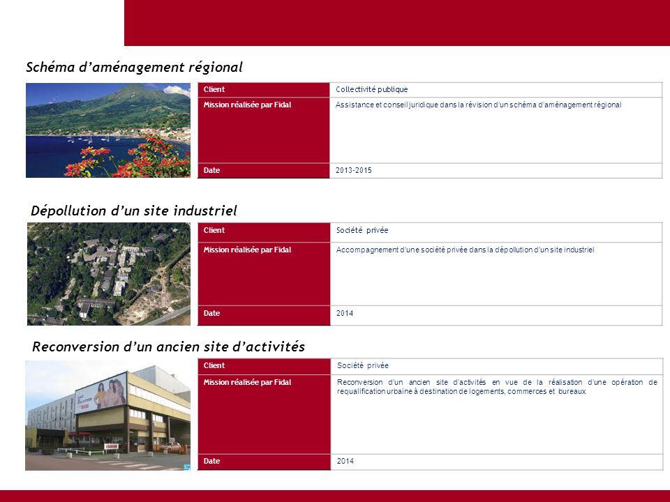 Schéma d'aménagement régional