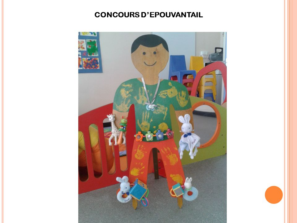CONCOURS D'EPOUVANTAIL