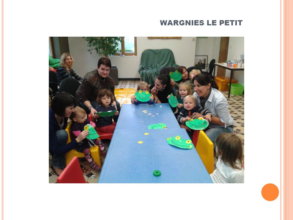 WARGNIES LE PETIT