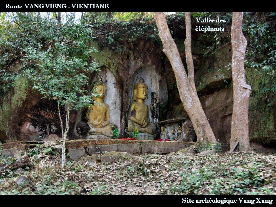 Site archéologique Vang Xang