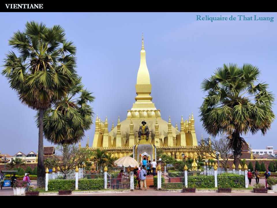 Reliquaire de That Luang