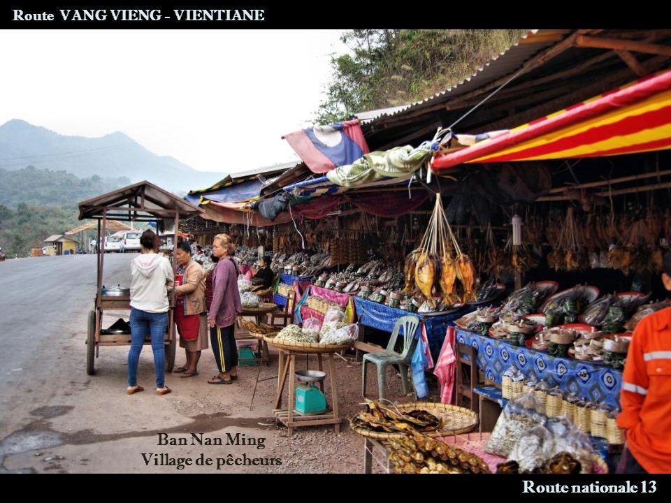 Ban Nan Ming Village de pêcheurs