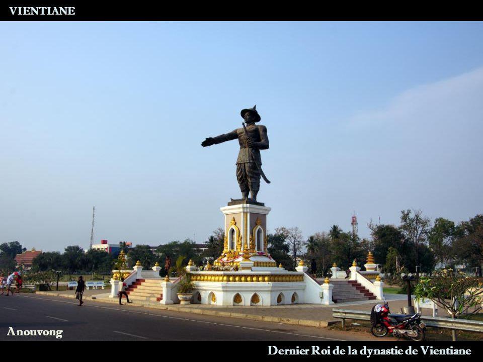 Dernier Roi de la dynastie de Vientiane