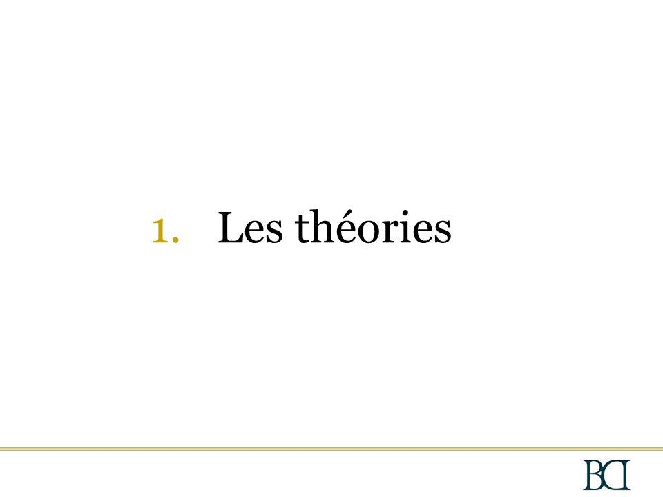 Les théories