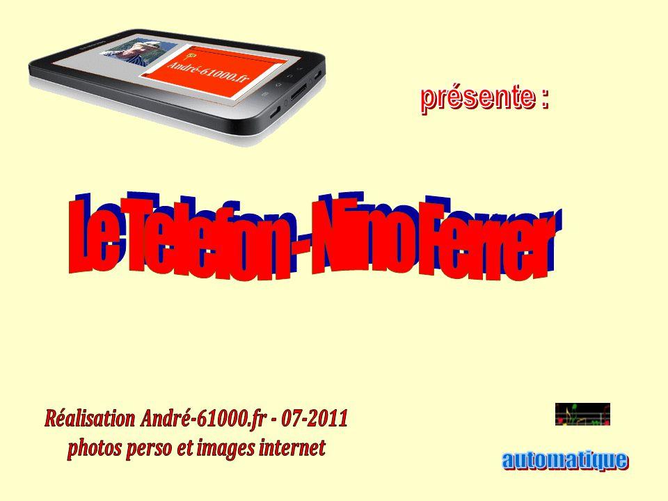 Réalisation André-61000.fr - 07-2011 photos perso et images internet