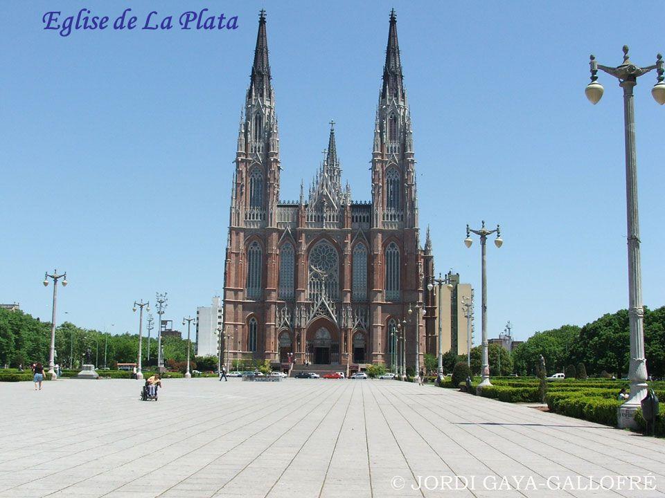 Eglise de La Plata
