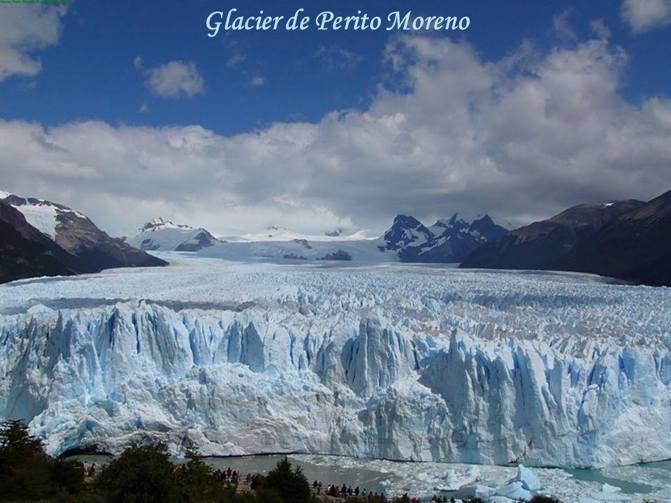 Glacier de Perito Moreno