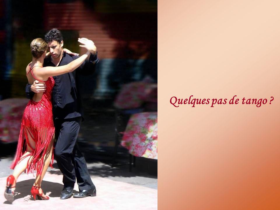Quelques pas de tango