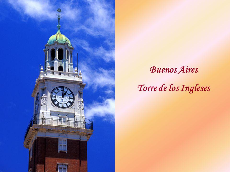 Buenos Aires Torre de los Ingleses