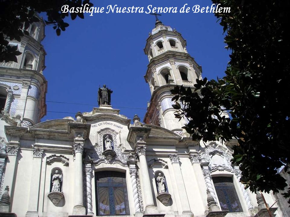 Basilique Nuestra Senora de Bethlem