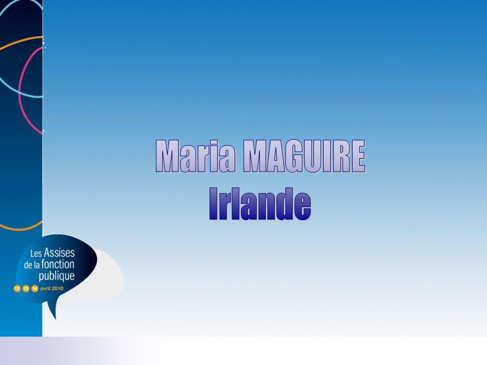 Maria MAGUIRE Irlande