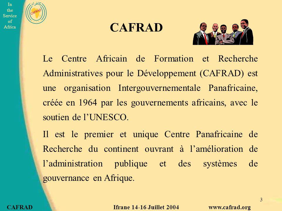 CAFRAD