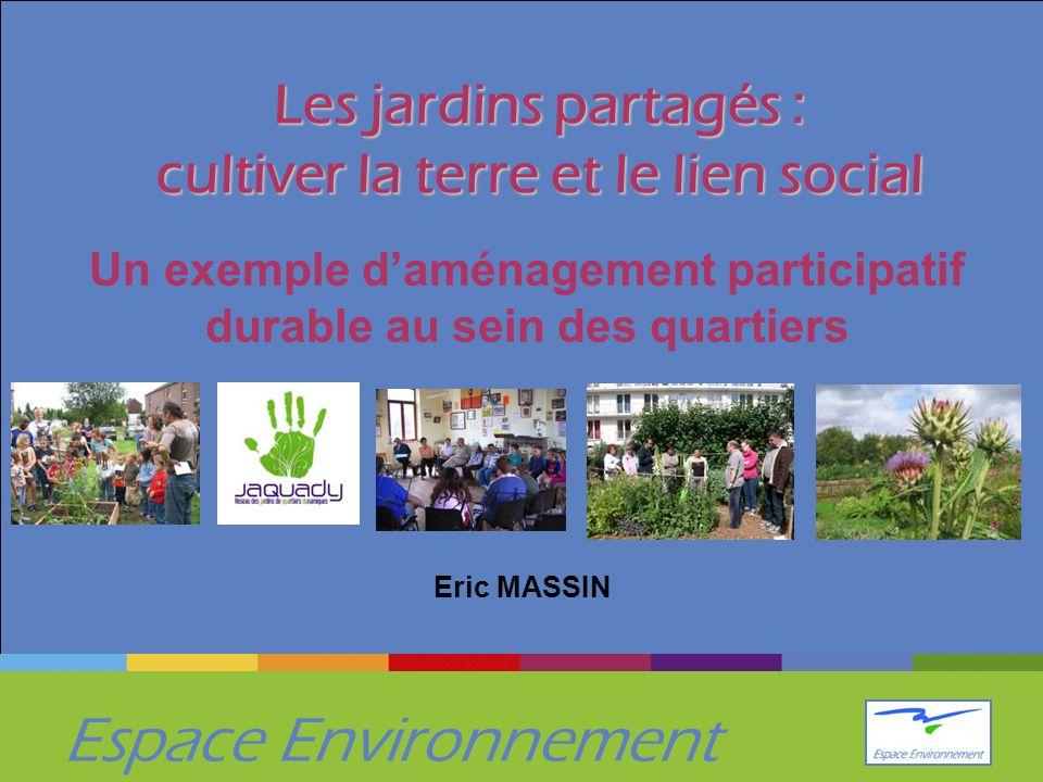 Les jardins partagés : cultiver la terre et le lien social