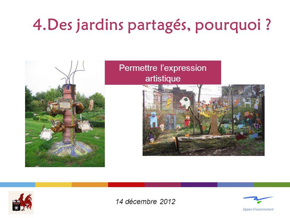 4.Des jardins partagés, pourquoi
