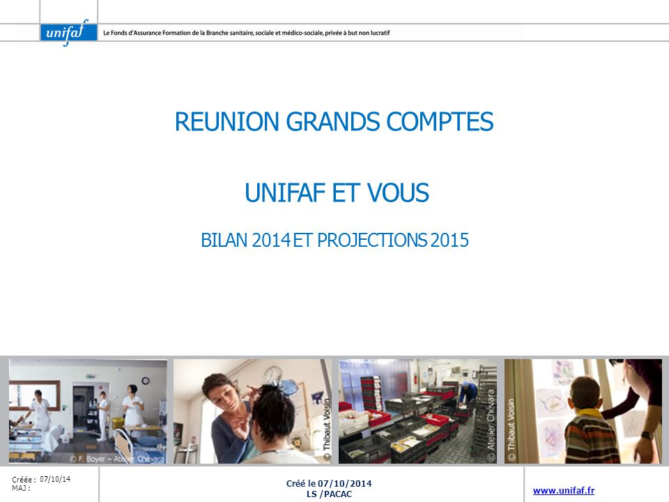 REUNION GRANDS COMPTES