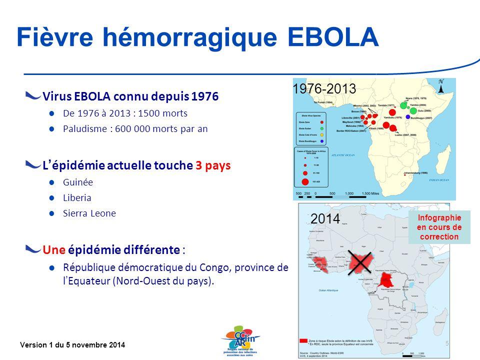 Fièvre hémorragique EBOLA
