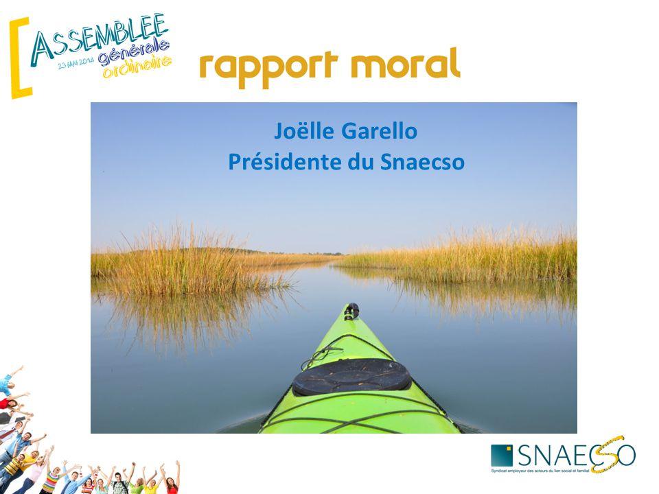 Joëlle Garello Présidente du Snaecso
