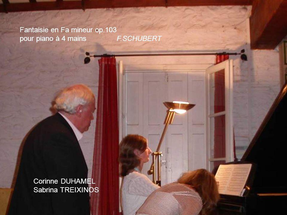 Fantaisie en Fa mineur op.103