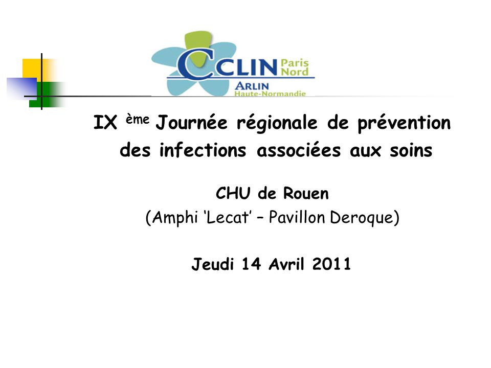 IX ème Journée régionale de prévention