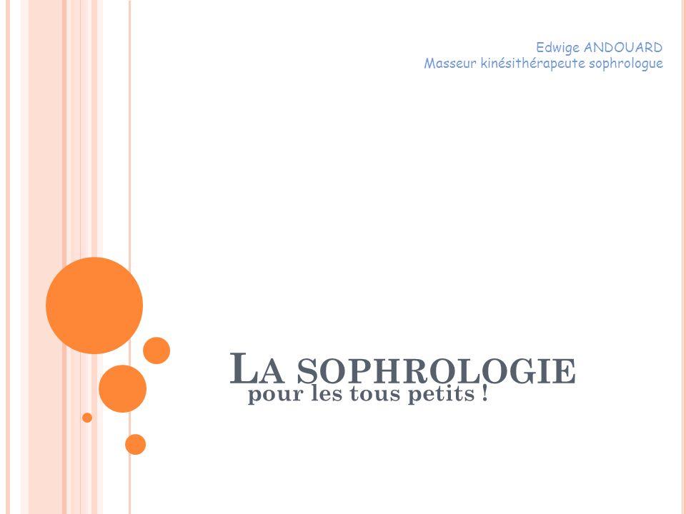 La sophrologie pour les tous petits !