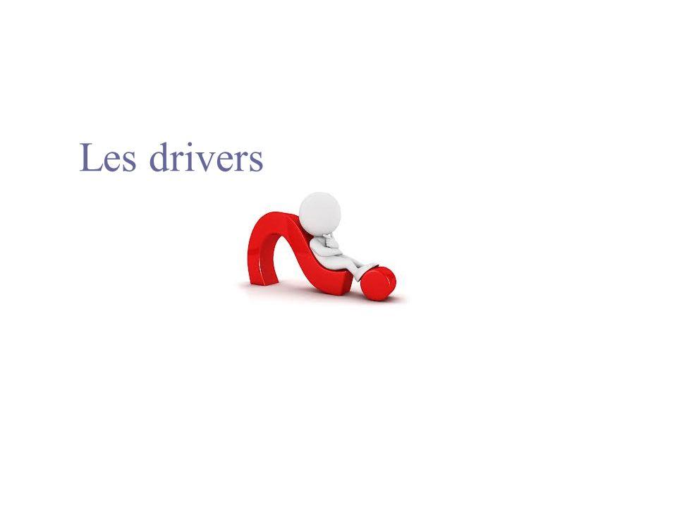 Les drivers