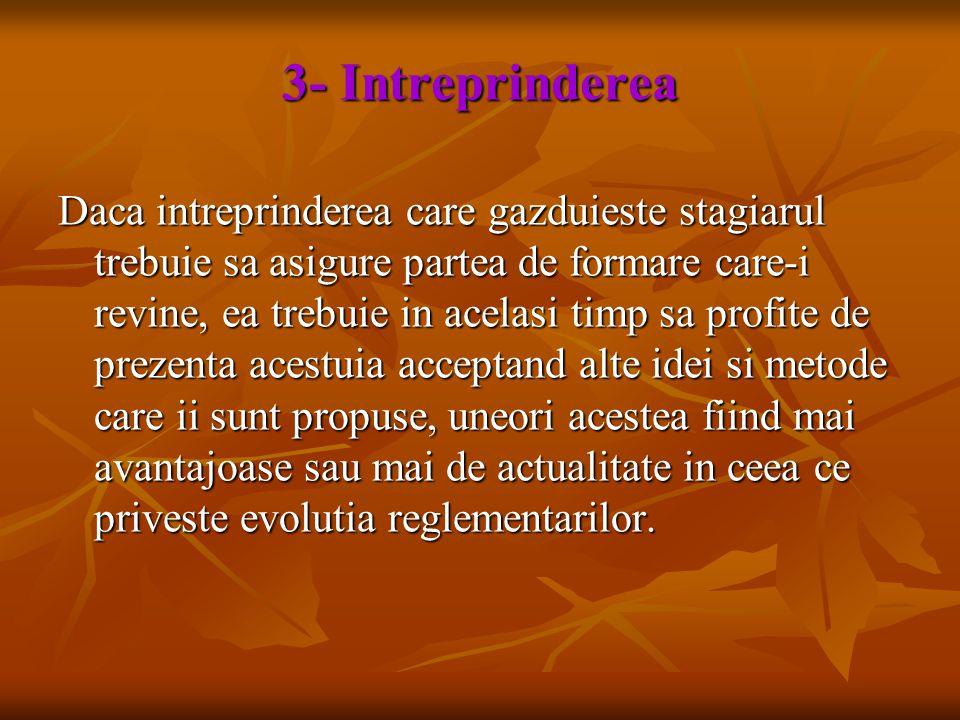 3- Intreprinderea