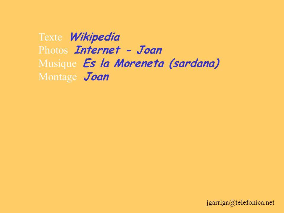 Musique Es la Moreneta (sardana) Montage Joan
