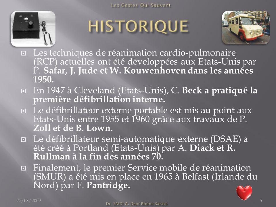 Dr SAIDI A. Dept Rhône Karaté