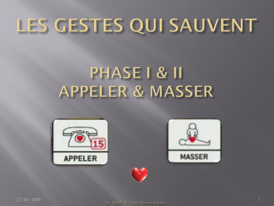 PHASE I & II APPELER & MASSER