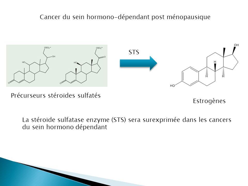 Cancer du sein hormono-dépendant post ménopausique