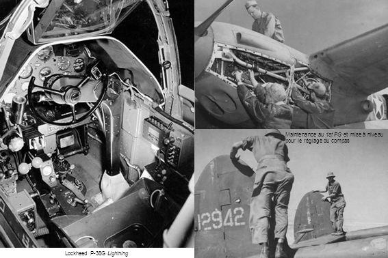 Lockheed P-38G Lightning