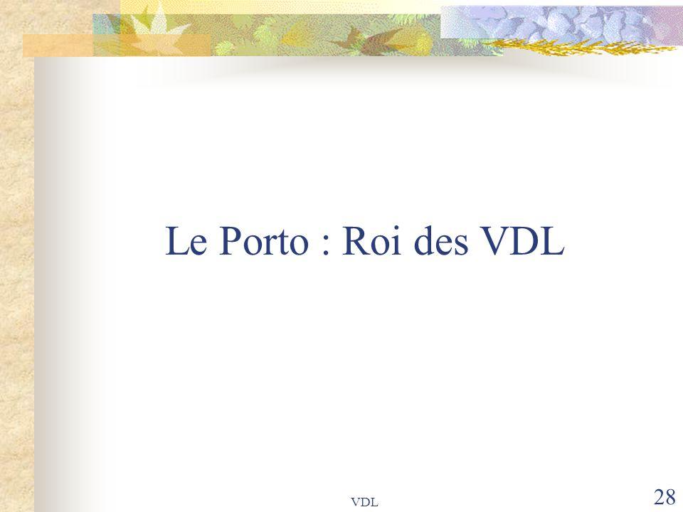Le Porto : Roi des VDL VDL