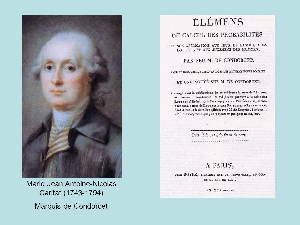 Marie Jean Antoine-Nicolas Caritat (1743-1794)
