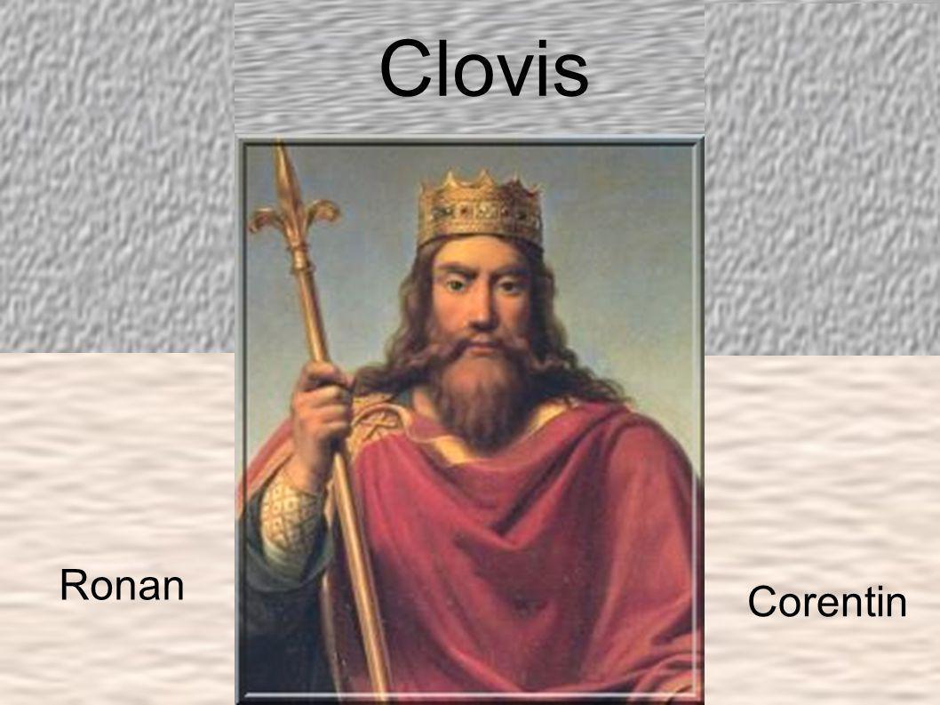 Clovis Ronan Corentin