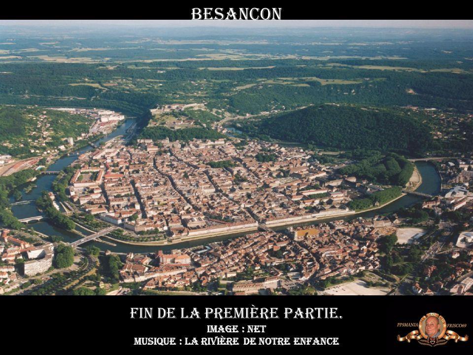 BESANCON Fin de la première partie. Image : Net