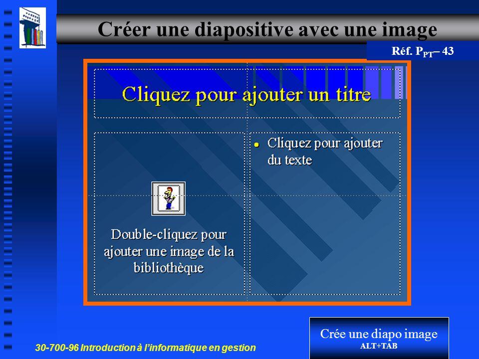 Créer une diapositive avec une image