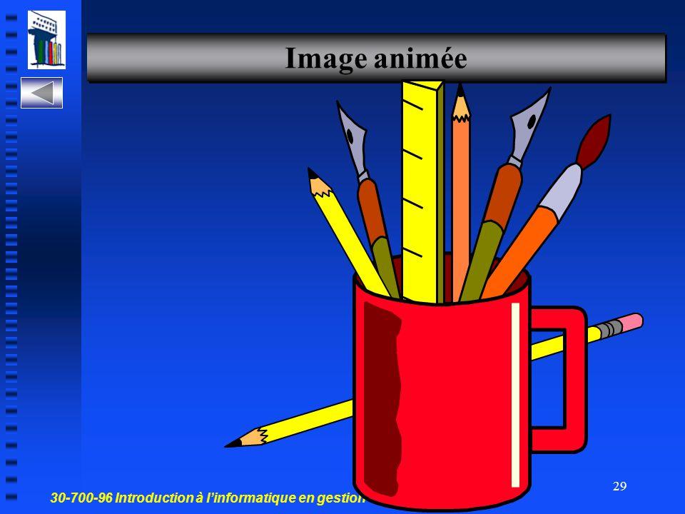 Image animée