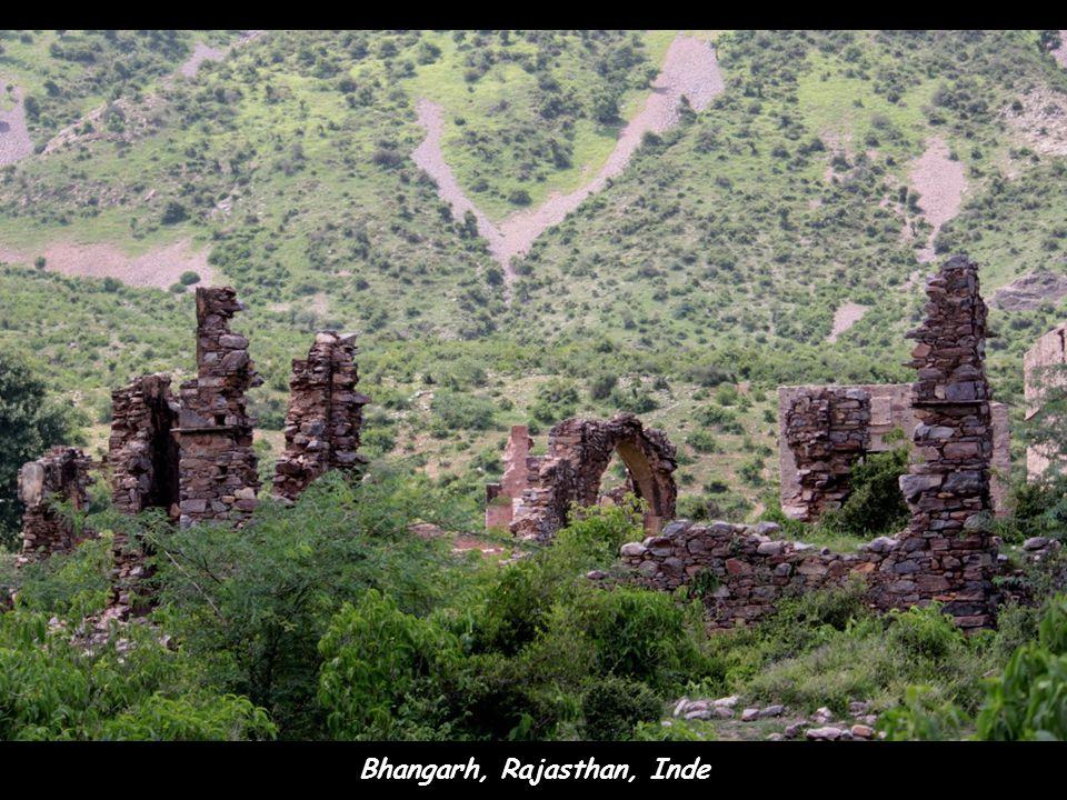 Bhangarh, Rajasthan, Inde
