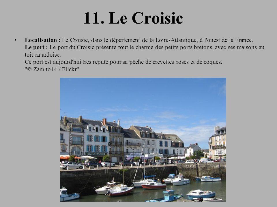 11. Le Croisic